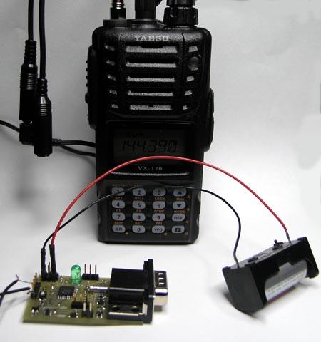 atmega48/88/168 and APRS | AVR Freaks
